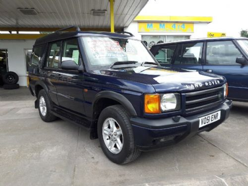***SOLD***Discovery TD5 GS 7 Seater Auto 2001***SOLD***